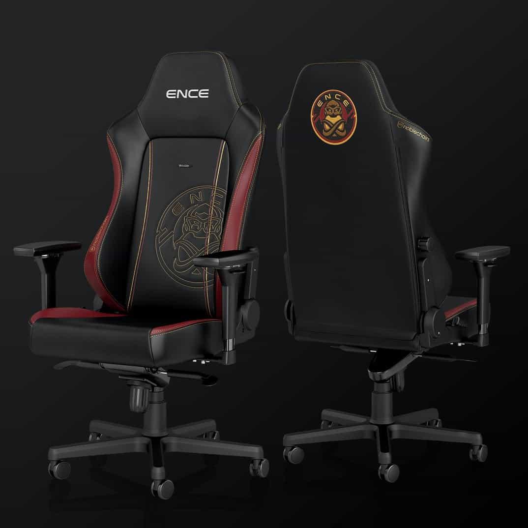 Limitált szériás noblechairs HERO ENCE gamer szék - nem csak esport rajongóknak!
