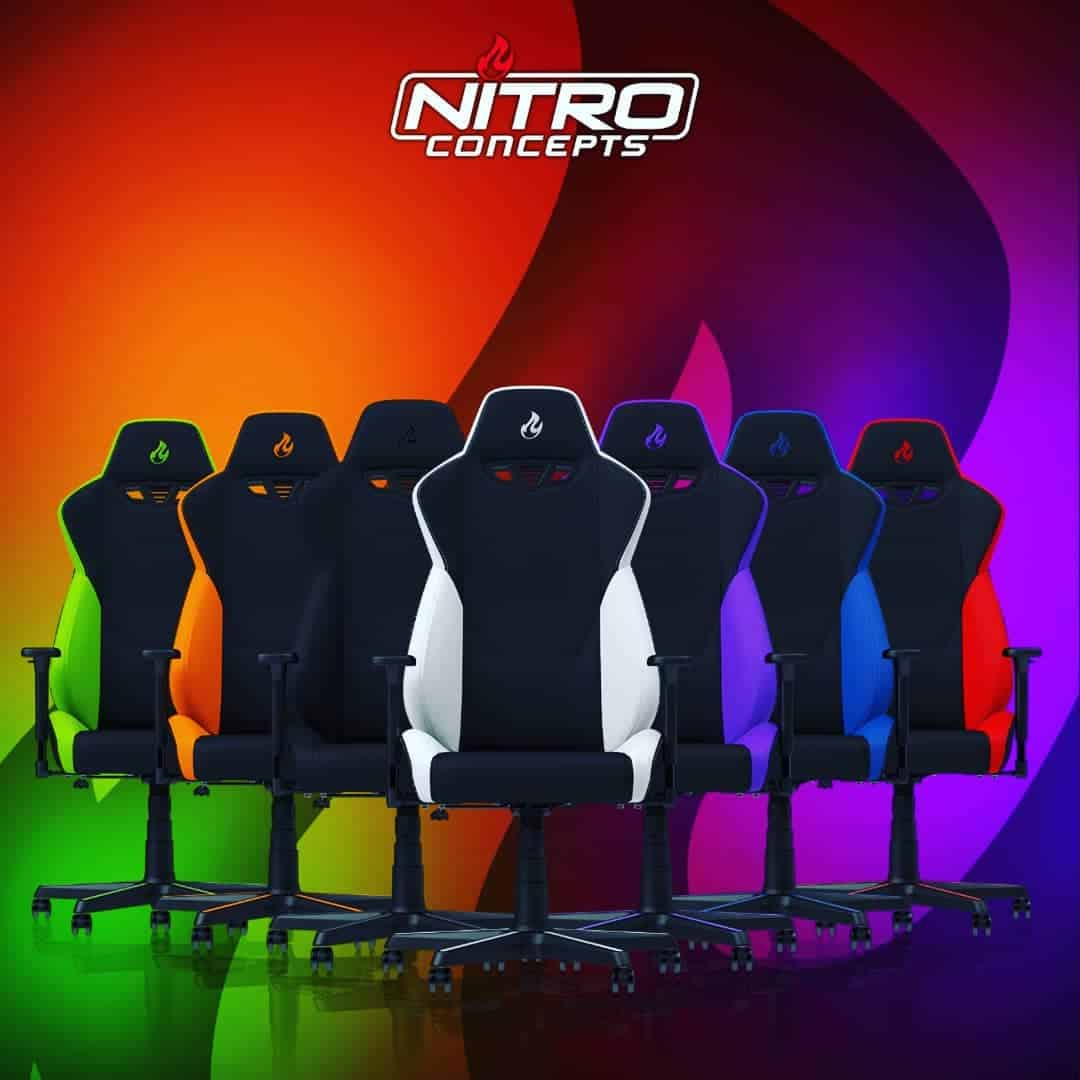 Nitro Concepts: Racing experience for the Gamers!