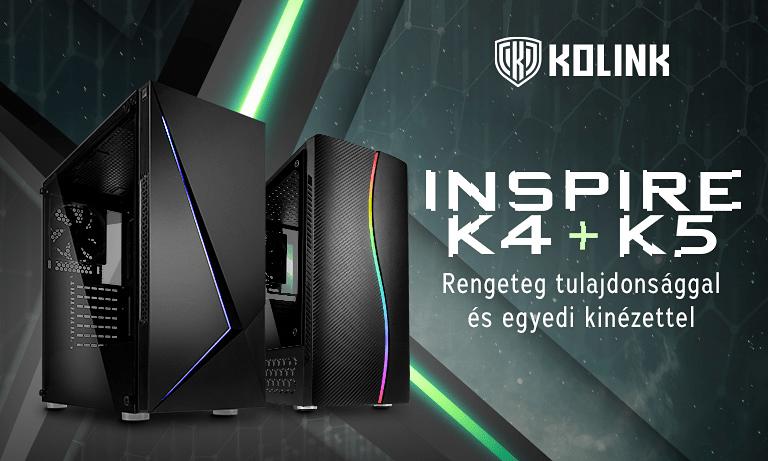 Kolink Inspire K4+K5