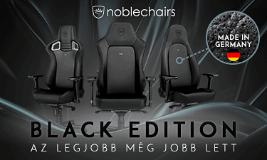 noblechairs Black Edition
