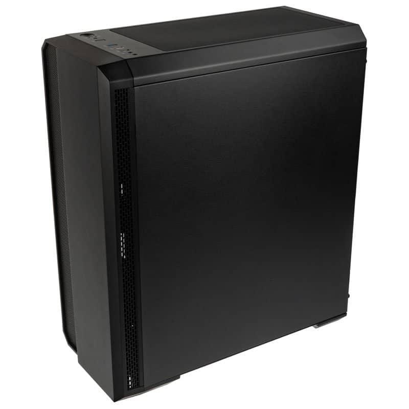 Számítógépház Kolink Balance A-RGB ATX Edzett üveg Fekete