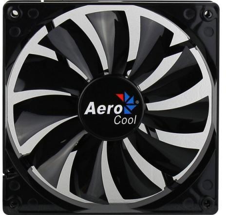 Ventilátor Aerocool Dark Force 14cm Fekete