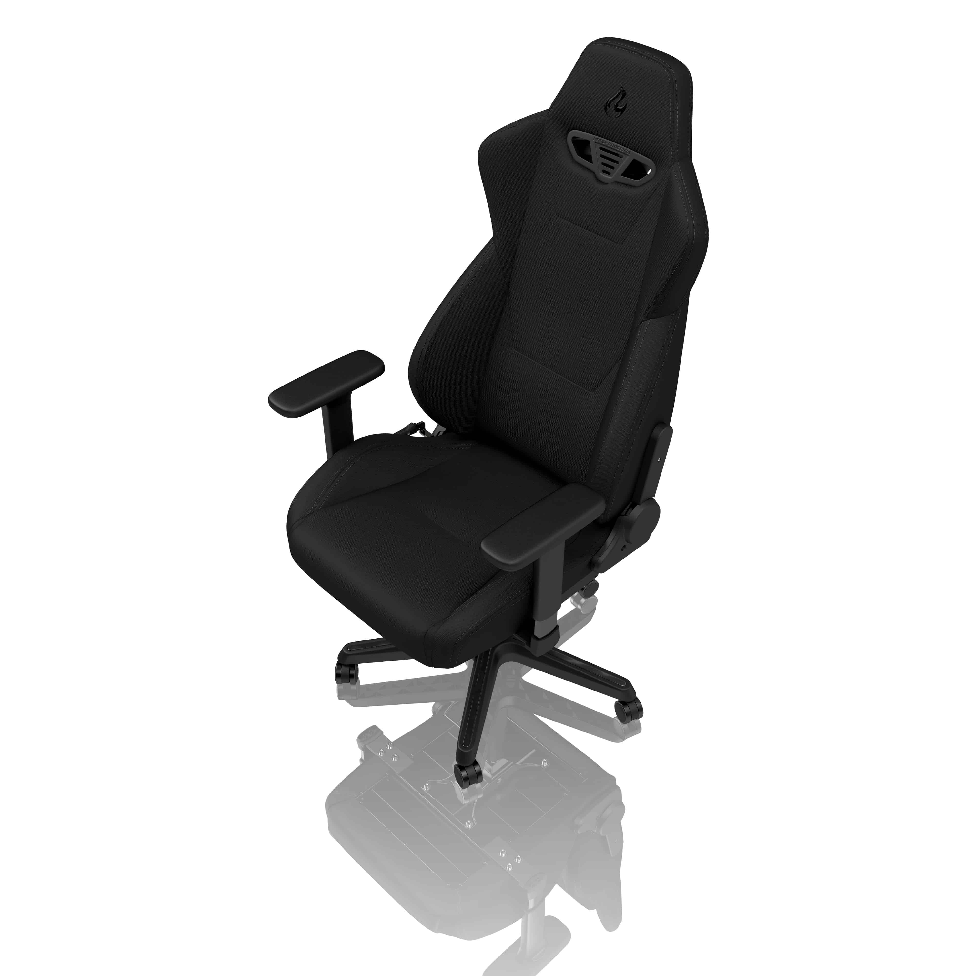 Gamer szék Nitro Concepts S300 Stealth Black - Fekete