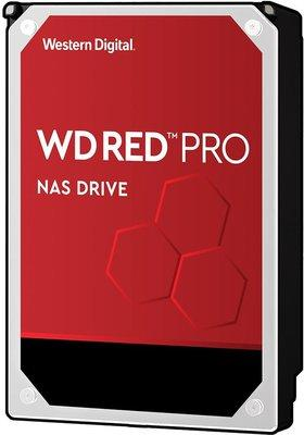 HDD SATA WD 12TB 3.5 IntelliPower 256M Red Pro for NAS