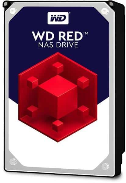 HDD SATA WD 8TB 3.5 IntelliPower 128M Red for NAS
