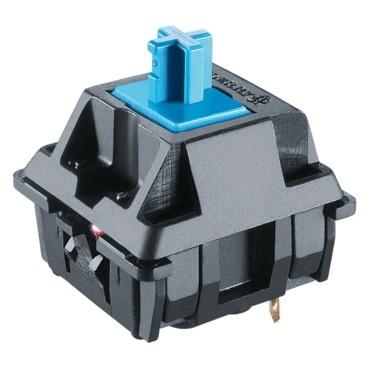Billentyűzet Ducky ONE 2 Mini Gaming MX Blue RGB LED Angol (US) Fekete
