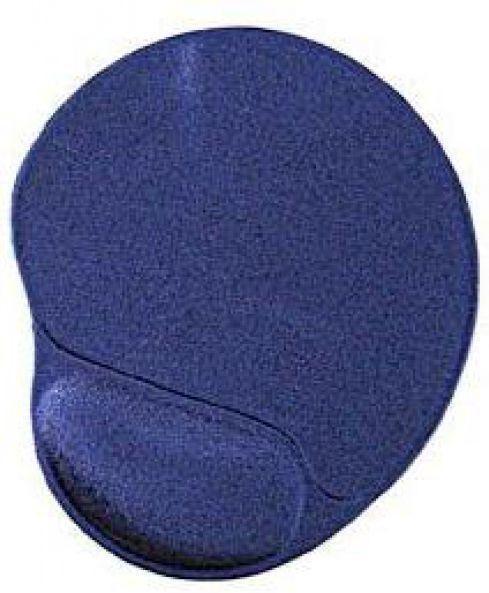 Zselés egérpad kék