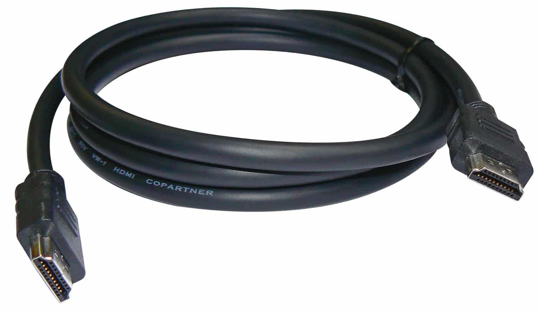 Kábel Összekötő HDMI (Male) - HDMI (Male) 2m v1.2 2K FHD 60Hz