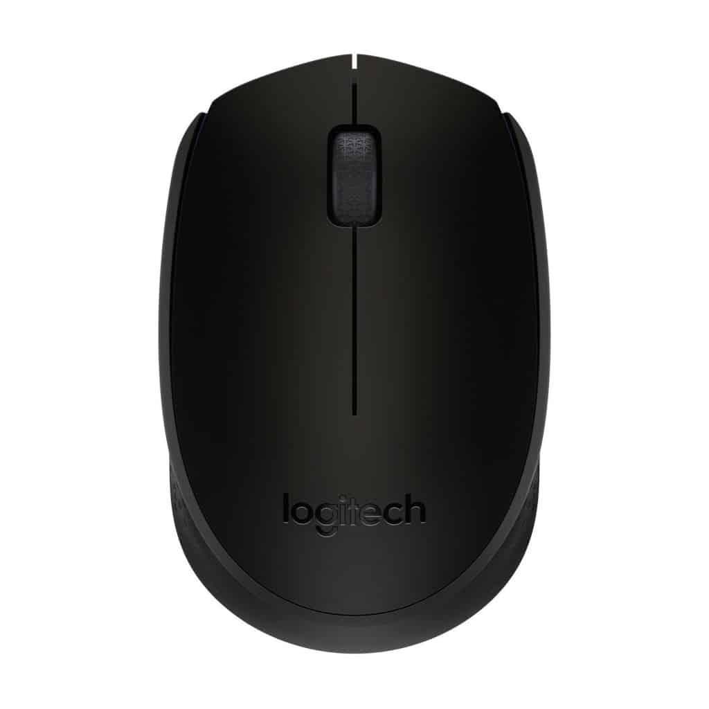 Egér Logitech B170 Optikai Wireless Fekete