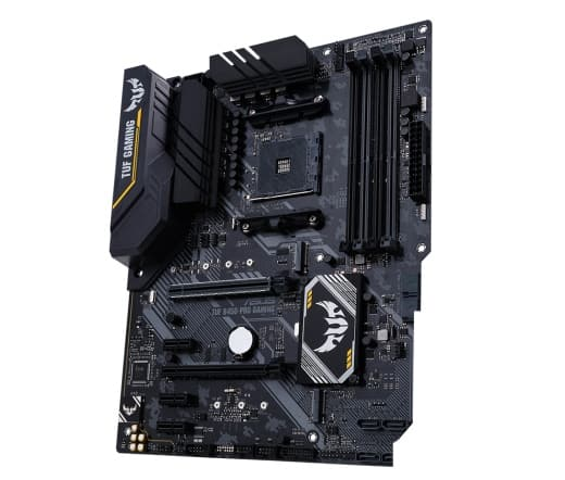 Alaplap ASUS TUF B450-Pro Gaming ATX AM4 DDR4