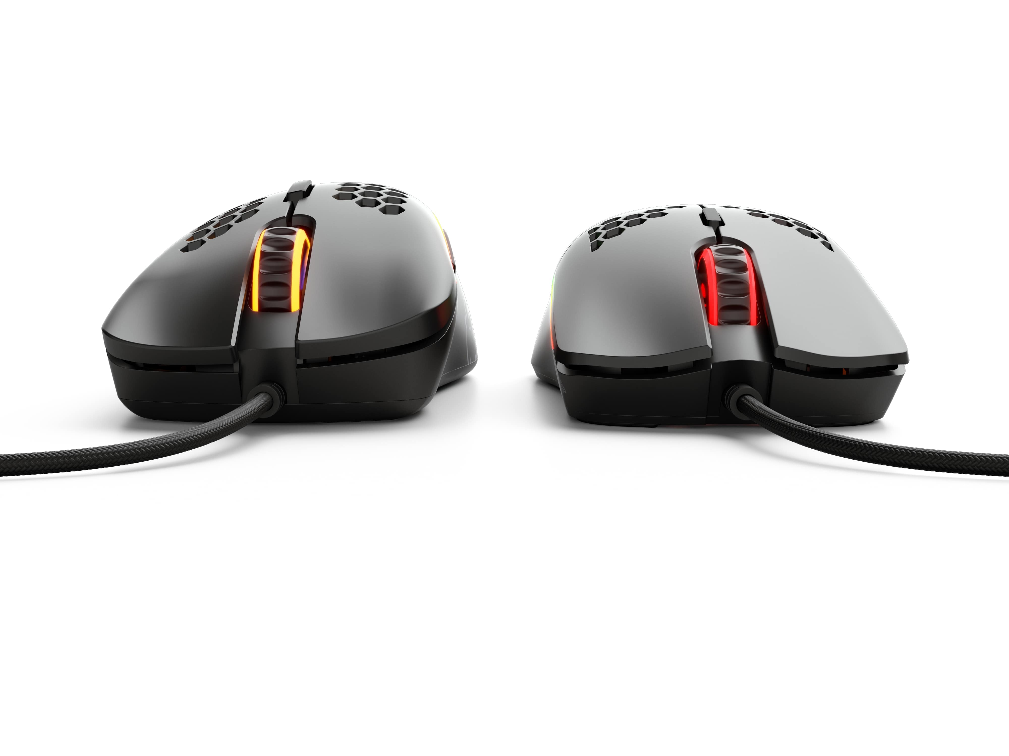 Egér Glorious PC Gaming Race Model D- RGB Optikai USB Fehér