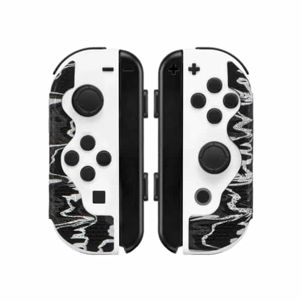 Gamepad kiegészítő Lizard Skins Switch Joy-Con Black Camo 0,5mm
