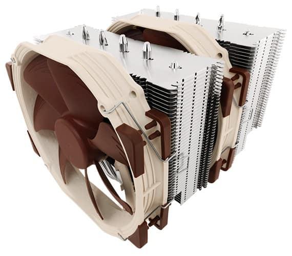 Processzor hűtő Noctua NH-D15 14cm Univerzális
