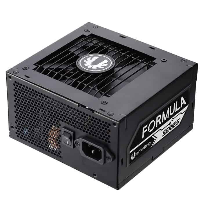 Tápegység BitFenix Formula 650W 12cm ATX BOX 80+ Gold Fekete