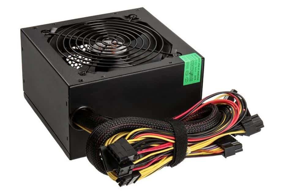 Tápegység Kolink Core 400W 12cm ATX BOX 80+ Tápkábel nélkül