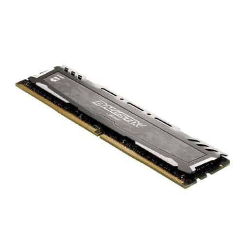 RAM DDR4 8GB (1x8) 3000MHz Crucial Ballistix Sport LT Gray