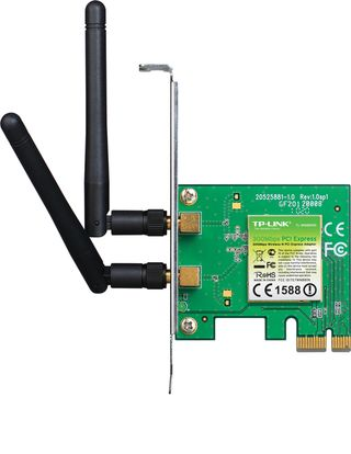 Wireless Adapter PCI-Express TP-Link TL-WN881ND 300Mbps